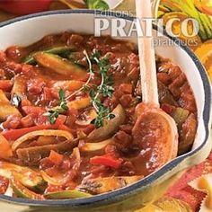 Sauce primavera - Recettes - Cuisine et nutrition - Pratico Pratique