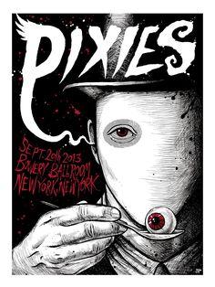 Pixies New York