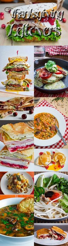 Are Thanksgiving leftovers taking over your fridge? Use them up with these delicious recipes