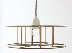 Win an industrial pendant light!