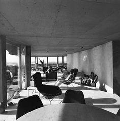Apartment 'Inis Gwirin', Hélios Building Trébeurden (Côtes d'Armor) Roger Le Flanchec. Source: Institut français d'architecture www.archi.fr/IFA-CHAILLOT