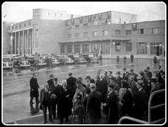 Tren Garı'nın açılışı 30. 10. 1937