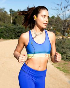35-Minute Interval Run Playlist | POPSUGAR Fitness