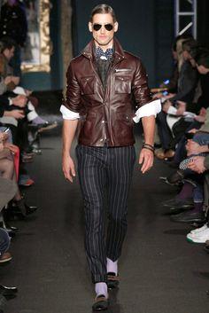162ac2e48a6d9f Fall 2012 Menswear - Michael Bastian Michael Bastian