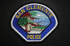 45 Californa Police Patches Ideas Police Patches Police Patches