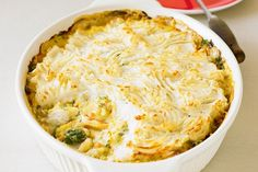 This is the king of the fish pies with some tasty prawns and smoked cod adding to the flavour.
