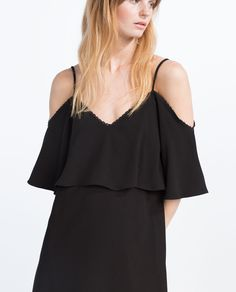 OFF-THE-SHOULDER DRESS-View All-DRESSES-WOMAN | ZARA United States