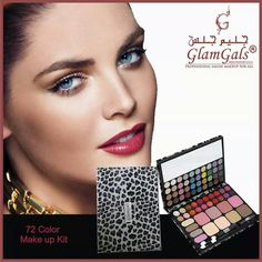 Add some GLAM to your next makeup kit! #GlamitUP
