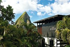 Boucan by Hotel Chocolat Saint Lucia, St. Lucia: On the grounds of St. Lucia's oldest cocoa plantation (established circa 1745), this hotel unassumingly blends into its rain forest surroundings as a tiered enclave of 14 modernist, plantation-chic cottages. It's all about the haute chocolate experience here!