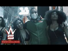 """French Montana """"Brick Road"""" (Prod. by Harry Fraud) (WSHH Exclusive - Official Music Video) - YouTube"""