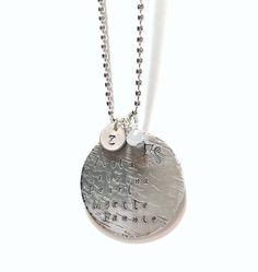 Five Pearls Founders Zeta Phi Beta inspired sorority necklace