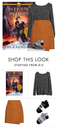 The House of Hades(book 4) - Rick Riordan by ninette-f on Polyvore
