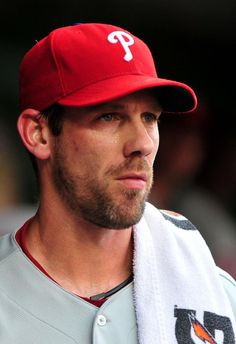 Cliff Lee!  Another example of why I love baseball.  He's even a hometown boy!