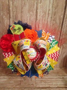 School Hair Bows, Cute School Supplies, Back To School Hairstyles, 100 Days Of School, School Shirts, School Fashion, Elementary Schools, To My Daughter, Fun