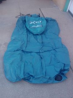 $69 Aero Automatic Air Mattress.   Perfect for the summer months and when having guest! :)