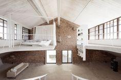 Gallery of Loft Panzerhalle / Smartvoll Architekten ZT KG - 2