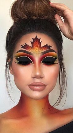 Halloween 2020 Face 500+ Best Face Painting/Halloween & Autumn images in 2020 | face