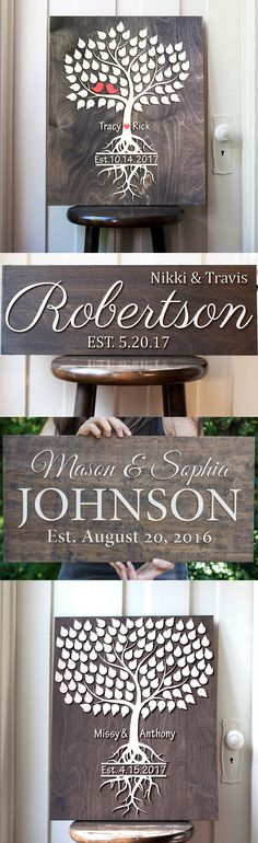 Wedding Guest Book Ideas and Bride and Groom Signs, To see more examples please visit us.