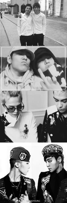 Even GD flipping you off is cute. There's something wrong with that. Daesung, Gd Bigbang, G Dragon Black, G Dragon Top, Choi Seung Hyun, Big Bang Kpop, Bang Bang, Gd And Top, Rapper