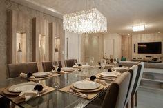 Se inspire nos projetos incríveis para salas de jantar - Casa e Decoração - UOL Mulher