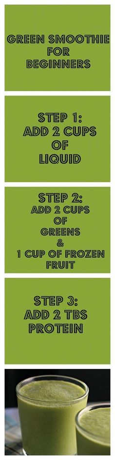 Green Smoothie for Beginners Green Smoothie for Beginners ~vegan~ A no-fail recipe!<br> Green Smoothie for beginners, a no-fail recipe for a great tasting green smoothie! Juice Smoothie, Fruit Smoothies, Healthy Smoothies, Smoothie Recipes, Juice Recipes, Smoothie Detox, Vitamix Recipes, Healthy Eats, Healthy Snacks