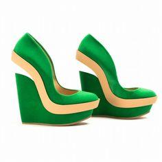 Compensées pour femmes Paule Ka - Chaussures femmes : tendances chaussures femme