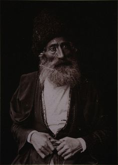 A Jewish man from the Southern Georgian Akhaltsikhe region
