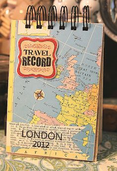 Photocentric: Travel journal by Julie Jacob