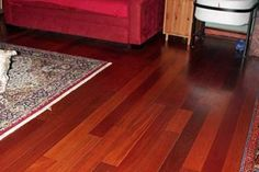 Tips for choosing a wood floor stain color Hardwood Floor Stain Colors, Black Office Chair, Office Chairs, Farmhouse Renovation, D 20, Living Room Remodel, Home Repairs, Florida Home, Home Staging