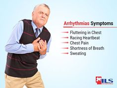 Arrhythmia or irregular heartbeat is a serious threat to life. Knowing it symptoms can help you to visit a doctor in the hour of need. #Cardiology #Arrhythmia