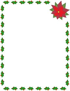 1000 images about stationary on pinterest note paper for Poinsettia christmas tree frame