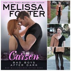 I love doing research for my heroes and heroines clothing <3 I'm such a visual person! I adore this outfit for Carson Bad's heroine (I don't want to give spoilers about who she is!) Imagine her with red hair (like the cover). I love the burgundy boots and leather detail on the dress. So sexy!  BAD BOYS AFTER DARK: CARSON is up for preorder on all retailers: http://www.melissafoster.com/books/bad-boys-dark-carson