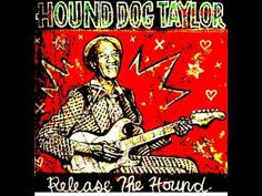 Hound Dog Taylor - Sitting Here Alone.  Taylor was born in #Natchez, #Mississippi in 1915 (although some sources say 1917). He originally played #piano, but began playing #guitar when he was 20. He moved to #Chicago in 1942. Taylor was posthumously inducted into the #Blues Hall of Fame in 1984.
