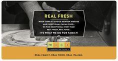 Mici Italian salad coupon direct mailer graphic design by Watermark! #watermark #watermarkadvertising #directmail #directmailmarketing #directmaildesign #mailerdesign #graphicdesign #design #marketingdesign #restaurantmarketing #marketingmaterials #marketing #advertising