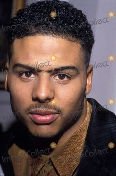 al b sure 1990 | Al B Sure Photo - AL B Sure Photo by Bob V NobleGlobe Photos Inc 1990