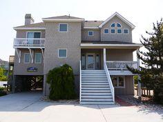 VOH-132 Corolla, NC Oceanside Rental Home Exterior