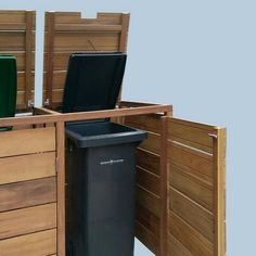 Kliko storage trio with lids -