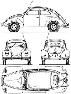 2005 volkswagen new beetle coupe blueprint burlap ideas the blueprints blueprints cars volkswagen volkswagen kdf7 malvernweather Gallery