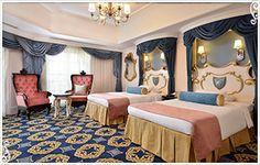 Tokyo Disneyland Hotel: Cinderella Room