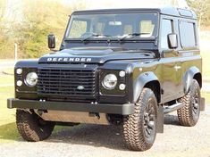 Used 2015 Land Rover Defender TD AUTOBIOGRAPHY STATION WAGON for sale in Hampshire from Park Lane (UK) Ltd.