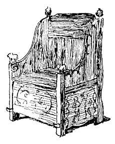 Norse chair
