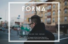 'Forma Issue 03' by Forma Collective