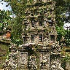 Pura Kehen Temple - trono