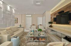c: Salas de estar clássicas por Redecker + Sperb arquitetura e decoração