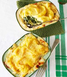 Broccoli,-spinach-and-parmesan-pies