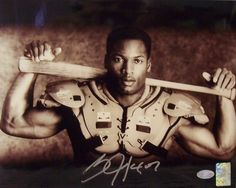 Bo Jackson... All Day. Every Day.