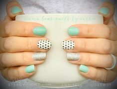 May 2020 - Easy DIY manicure using Color Street nail polish strips. Color Street nail polish combo using Color Street Oslo and Steady, Color Street Polka Dot CoM, color street Fort Worth it, color street Swiss and tell Fancy Nails, Diy Nails, Pretty Nails, Nail Color Combos, Nail Colors, 7 Arts, Clear Acrylic Nails, Polka Dot Nails, Polka Dots