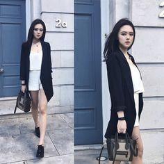 Zara Dress, Celine Bag