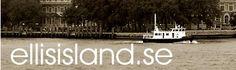 Svensk sida om Ellis Island