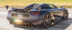 Batizado de Naraya, o carro foi apresentado no Salon Privé Concours d'Elegance…